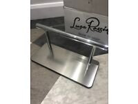 Hair salon hairdressing foot rests, Luca Rossini from Italy, New in box