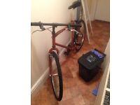 Cheap Hybrid Bicycle