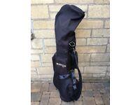 Golf bag, black - Brand Keno