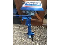 evinrude 4 outboard motor for sale.