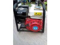 Silver line water pump