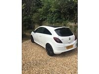 1 lady owner from new Vauxhall Corsa LTD