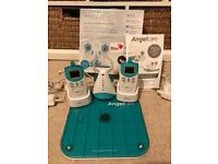Angelcare AC401 deluxe baby monitor (dual monitors)