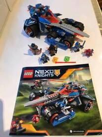 Lego Nexo Knights 70315 clays rumble blade