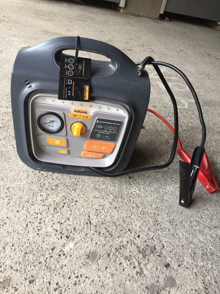 Halfords Jump Starter In Menston West Yorkshire Gumtree