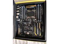 GIGABYTE X99-UD4 LGA 2011-v3 motherboard