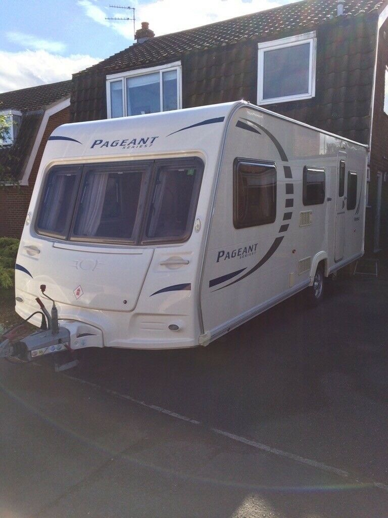 2010 Bailey Pageant Series 7 Provence 5 berth