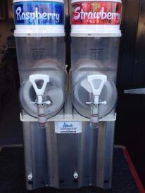 Slush Machine Sencotel twin bowl great condition