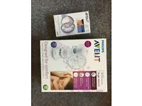 Avent breast pump and bottle warmer