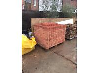 540 Ibstock Arden Red Bricks New. £350 delivered ono