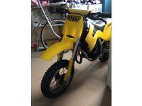 Malaguti 50cc motor bike