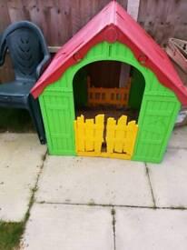Foldable Play House