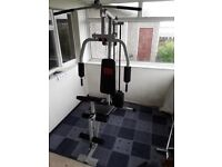 Wow pro power home gym