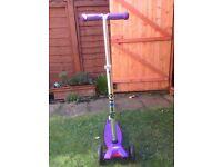 Maxi Micro scooter, purple