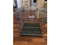 Rosewood Options Dog Cage