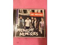One Direction Album - Midnight Memories