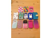 Phone case bundle for Samsung Galaxy Fame