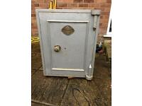 Old Chubb Bank Safe