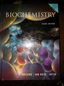 Biochemistry third edition
