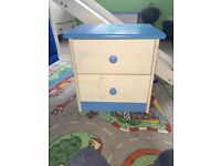 Boys bedroom furniture - perfect for up cycle