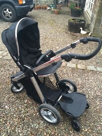 Oyster Max Travel System- reduced for quick sale