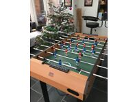 BCE Table Football / Pool / Air Hockey / Table-tennis 4 in 1 Games Table