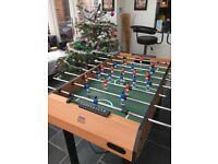 BCE Table Football / Pool / Air Hockey / Table-tennis 4 in 1 Games Table