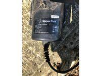 Pondeco 8000 water pump