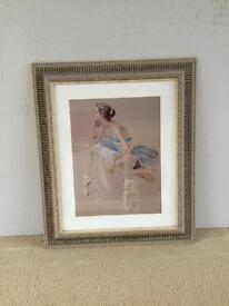Ballerina print £25