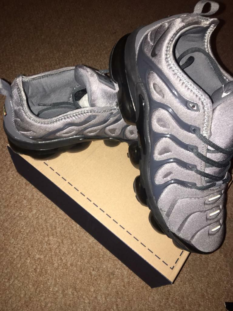 buy popular c02cc 80344 SIZE 10 BRAND NEW NIKE VAPORMAX BOXED TRAINERS (NOT) tn 90 110 95 97 AIR