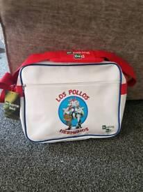 BRAND NEW!!! BREAKING BAD LOS POLLOS SHOULDER BAG