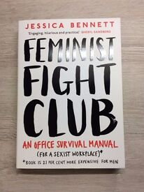 Feminist Fight Club: An Office Survival Manual (paperback, good condition)
