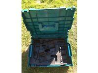 Makita cordless drill box £5