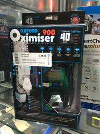 Oxford oximiser 900 battery charger