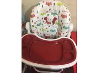 High Chair Mamia