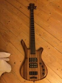 Warwick Corvette $$ Active Bass Guitar - limited edition