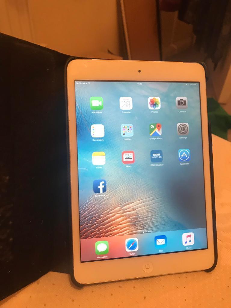 APPLE iPad mini - 64 GB, WiFi & Cellular, White | in Murton, County Durham  | Gumtree