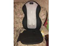 Homedics Heated Massage Chair Back