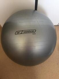 Reebok gym/ maternity ball