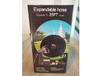 Brand new 25ft expandable garden hose