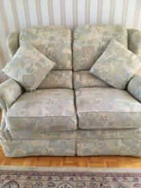 Three Piece Suite in excellent condition.