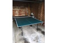 Table Tennis Table Butterfly Home Rollaway