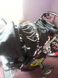 Graco Travel System amd accessories