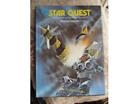 Star Quest hardback book by Steven Caldwell
