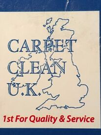 CARPET CLEAN U.K. (CARPET AND UPHOLSTERY CLEANERS)