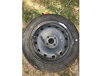 Wheel And Tyre (MARSHAL) 185/55R15 82H Best Offer and it's yours as it needs to be out the garden