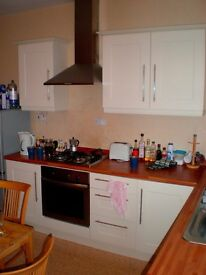 Housemate wanted (female pref), spacious double room available, to share with 2 female postgrads