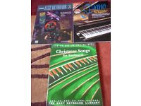 26 PIANO MUSIC SONG BOOKS. GREAT CONDITION FROM BEGINNER TO GRADE 8