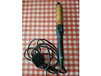Diva curler argan tong 38mm