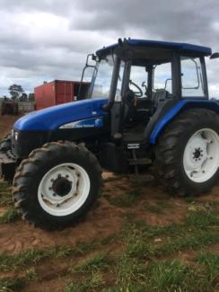 New Holland TL5060
